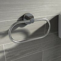 Accents Lunar towel ring