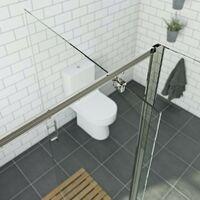 Orchard Balance complete pivot shower enclosure suite 760 x 800
