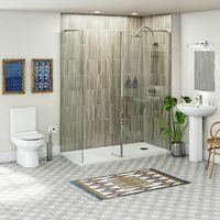 Orchard Wharfe complete walk in enclosure suite 1400 x 900