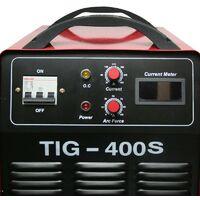 Soldador Inverter TIG 400S + Máscara de soldar Poker