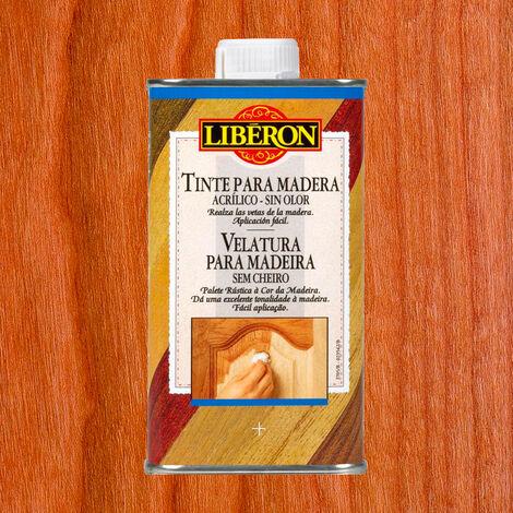 Tinte acrílico madera 250ml Liberon V33 Color CEREZO