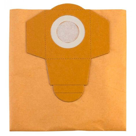 Bolsas de papel para aspirador Einhell Capacidad 20L
