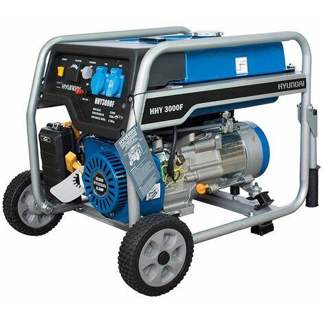 Generador monofásico 2800W HHY3000FK