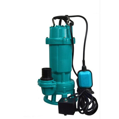 Pompe eaux usées avec broyeur FURIATKA1100, 1100W, 230V