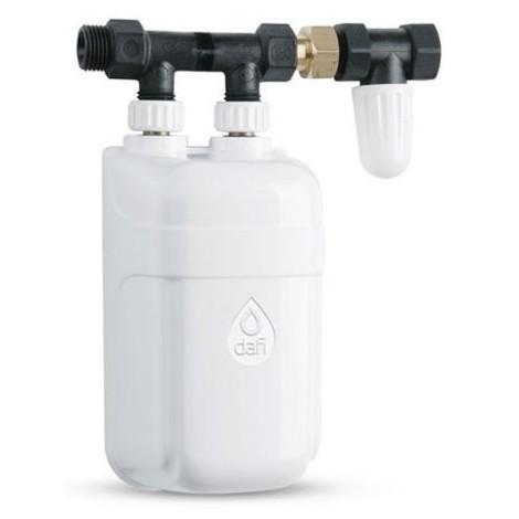 Mini chauffe-eau électrique instantané sous évier -7,5 kW 400V