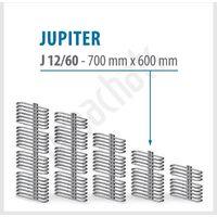 RADIATEUR SALLE DE BAINS sèche- serviettes JUPITER J-12/60 700x600