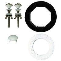 Mécanisme WC compact, double poussoir 3/6 L « MW » avec la fixation du couvercle « EXPERT » (avec joint et vis de fixation)