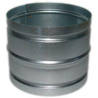 Raccord pour gaine alu flexible DN 180