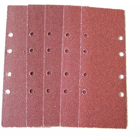 90x Bogen Schleifpapier 230 x 280 mm Holz Metall Lack K80 K120 K150 Sandpapier