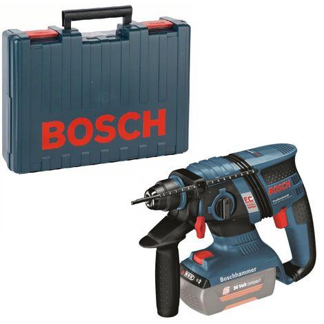 Perforateur sds-plus BOSCH GBH 36V EC li-ion nu sans batterie dans coffret