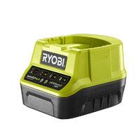 Chargeur rapide de batteries RYOBI 18V li-ion ONE+ RC18120