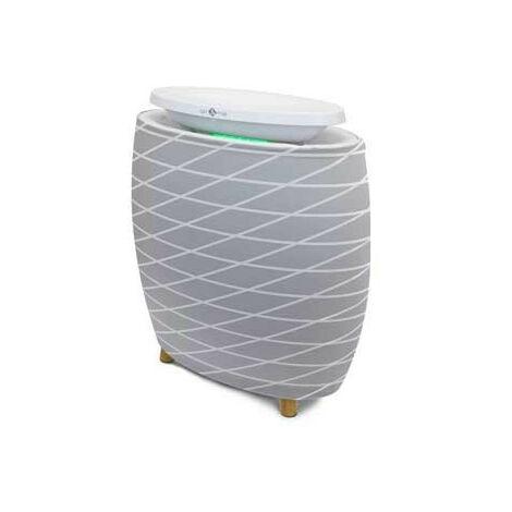 Préfiltre Lignes Grises pour purificateur d'air connecté LENDOU