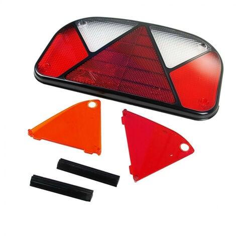 Cabochon de feu remorque ASPOCK Multipoint II droit ou gauche