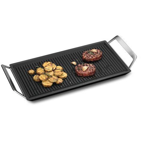 Plancha Grill Infinite 22 x 43.2 x 1.8 cm pour table de cuisson Electrolux