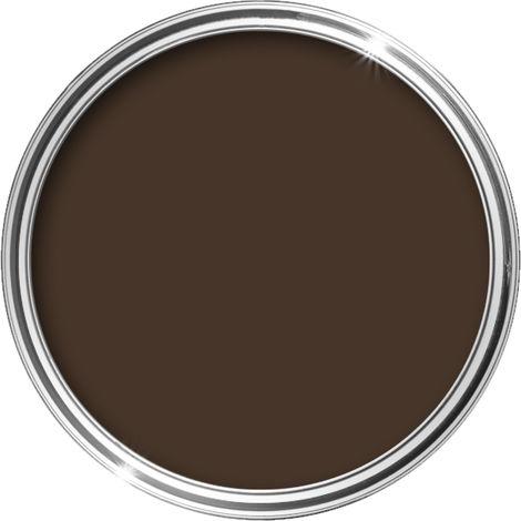 HQC Matt Emulsion Paint 1L (Brown) - 1 L