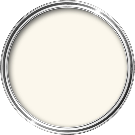 HQC Matt Emulsion Paint 1L (Ivory) - 1 L