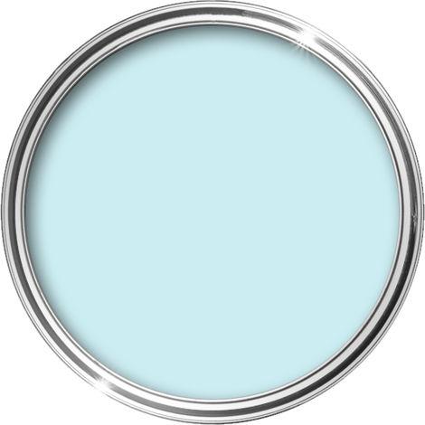 HQC Matt Emulsion Paint 1L (Light Blue) - 1 L