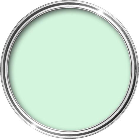 HQC Matt Emulsion Paint 1L (Mint Green) - 1 L