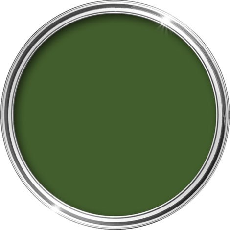HQC Matt Emulsion Paint 1L (Racing Green) - 1 L