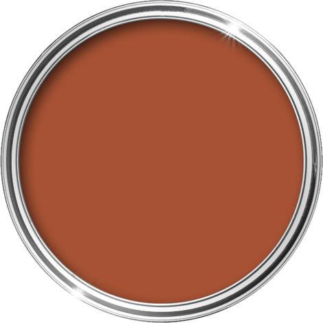 HQC Matt Emulsion Paint 1L (Rich Red) - 1 L