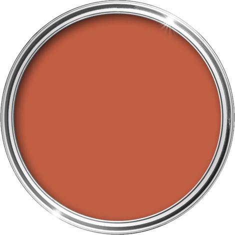 HQC Matt Emulsion Paint 1L (Terracotta) - 1 L