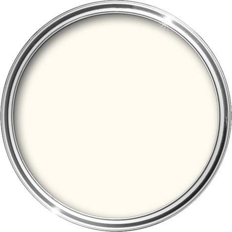 HQC White Matt Paint 1L (White) - 1 L
