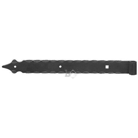 Ladenband geschmiedet D16 45x6x600 mm