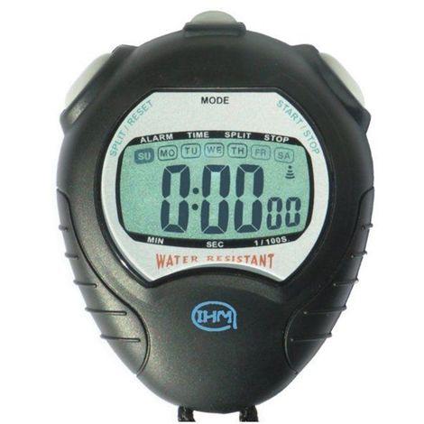 Chronomètre Résistant Aux Projections D'eau - Lot de 1