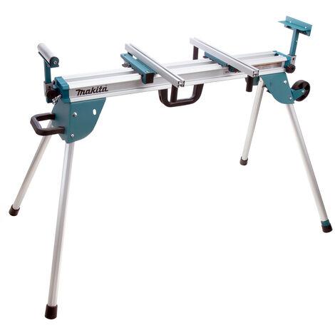 Makita DEBWST06 Adjustable Wheeled Extendible Folding Mitre Saw Stand