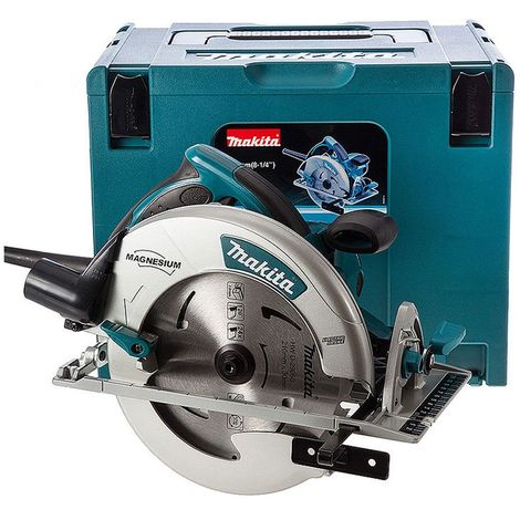 "Makita 5008MGAJ 8""/210mm Circular Saw in MakPac Carry Case 110V"