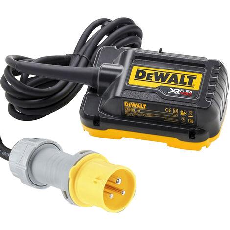 DeWalt DCB500 110V Main Adapter for 2 x 54V Mitre Saw DHS780