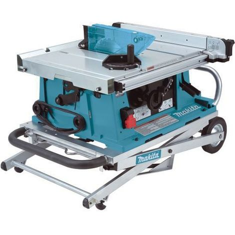 """Makita 2704X 110V 10""""/255mm Table Saw with Stand"""