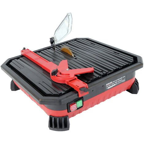 Excel Electric 450W Tile Cutter Saw & Diamond Blade 110mm:240V