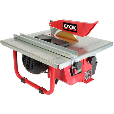 Excel 180mm Electrical Wet Tile Cutter 600W