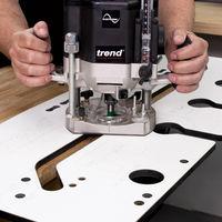 Trend KWJ700S 700mm Multi- Material Square Edge Kitchen Worktop Jig