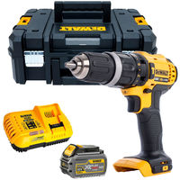 Dewalt DCD785T1 18V 2-Speed Combi Drill with 1 x 6.0Ah Battery & Charger in TSTAK