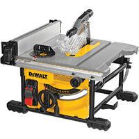 Dewalt DWE7485 110V 210mm Compact Table Saw 1700W
