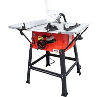 Excel 250mm Table Saw 240V/1800W with Legstand Side Extensions & Blade