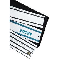 Excel 1.4/1.5m Guide Rail Bag for Makita DeWalt Plunge Saw - Black