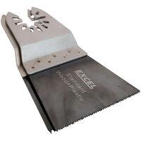 Excel Oscillating Multi Cutter Blade 8 Piece Accessories Set for Makita DeWalt