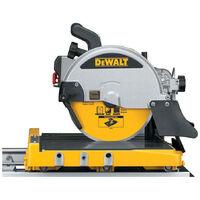 Dewalt D24000 Wet Tile Saw with Slide Table 1600 Watt 240V
