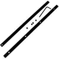 Excel Universal Guide Rail Connector with Bar for Plunge Saw