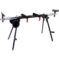 Excel Universal Mitre Saw Stand Folding & Adjustable Legs with Wheels