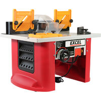 Excel Table Router Cutter 240V with Variable Speed Motor 1500W
