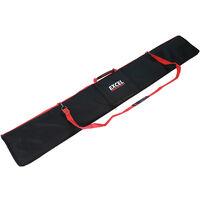 Excel 1.5m Guide Rail Bag for Makita DeWalt Plunge Saw - Red