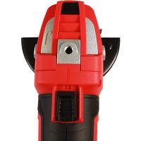 Excel 18V Cordless Angle Grinder 115mm Body Only EXL555B:18V