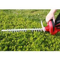 Excel 550mm Electric Hedge Trimmer Cutter 620W/240V