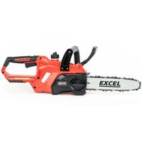 Excel 18V Cordless Chainsaw Wood Cutter 245mm Body Only:18V