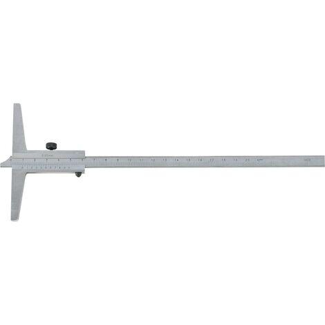 Jauge de profondeur droite 150mm FORMAT 1 PCS