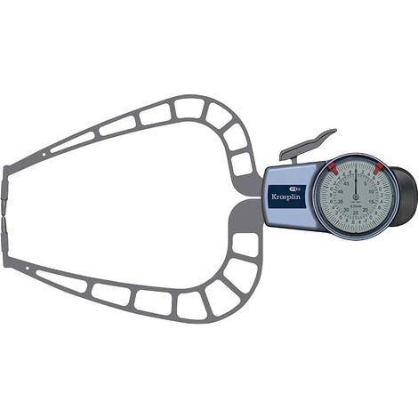 Contrôleur d'épaisseur rapide Oditest 0-20mm MKL22 KRÖPLIN 1 PCS